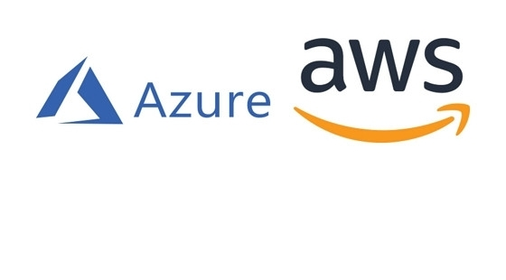 Logos of Azure and WAS