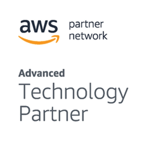 AWS partner network with the phrase